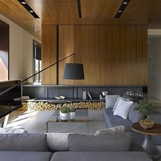 wood wall and cieling