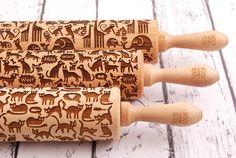 Après les rouleaux à pâtisserie de la designer Zuzia Kozerska, voici aujourd'hui les créations de la boutique Mood for Wood, qui a imaginé une collection d
