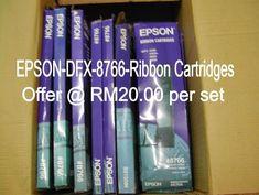 Stock Clearance, Inkjet Printer, Epson, Brother, Water Bottle, Ribbon, Tape, Band, Water Bottles