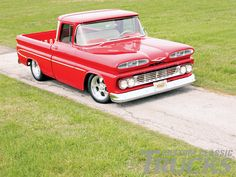 1960 chevy pickup truck