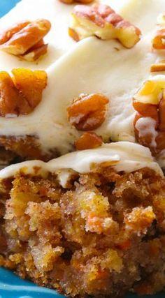 Moist Carrot Cake with Pineapple - Like this recipe. I added orange zest and orange extract to the icing. Make this one again.