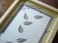 image via: http://celestinacarmen.blogspot.com/2008/07/paper-stencil-screenprinting.html