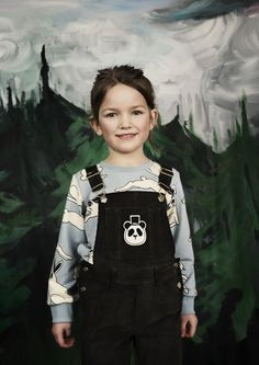 """Mini Rodini AW16 collection """"Young and free in Alaska"""""""
