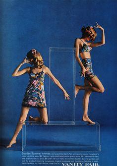 Decorating With Coat Racks And Vintage Clothing - Popular Vintage 60s And 70s Fashion, 60 Fashion, Fashion Beauty, Vintage Fashion, Vintage Underwear, Vintage Lingerie, Women Lingerie, Vanity Fair Lingerie, Vintage Outfits