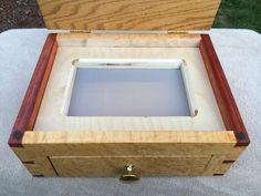 16 Best Kief Box Pollen Box Images In 2015 Keepsake Boxes Wood