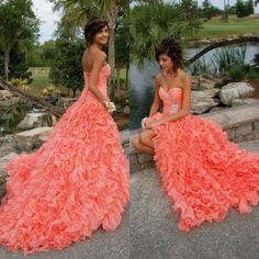 strapless-sweetheart-ruffled-high-low-prom-dress-3.jpg (800×800)