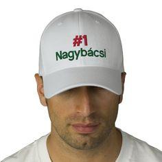 #1 Nagybácsi Custom Baseball Cap
