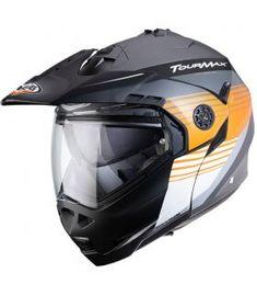 Caschi Crosstourer da moto versatili per protezione. Prezzi shop online Super-bike.ch Super Bikes, Helmet, Motorbikes, Hockey Helmet, Motorcycle Helmet, Helmets