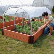 Raised Garden Beds and Chicken Coop and Chicken Tractors - Home - Furniture - Garden Supplies