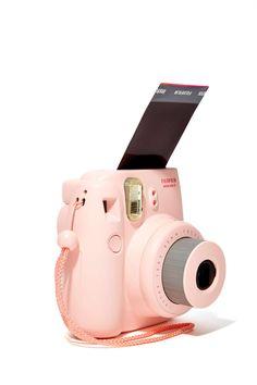 Fujifilm Instax Mini 8 Instant Camera | Shop Play, Girl at Nasty Gal