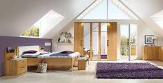 Sloped ceiling, Shelves and Ceilings on Pinterest