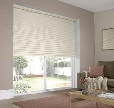 Made to measure Sheer Horizon Blinds For Your Windows | Illumin8 Blinds | Noelle Vanilla Colour