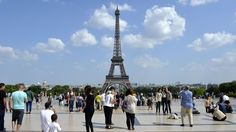 Report: Terrorists targeted Eiffel Tower, Louvre