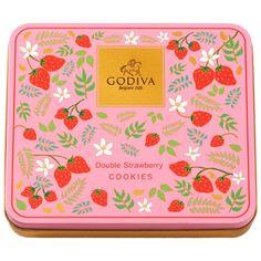 ストロベリーをちりばめた、春の贈りものにふさわしい華やかな期間限定パッケージでお届けします。