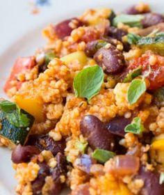 Fried Rice, Fries, Meat, Ethnic Recipes, Food, Essen, Meals, Nasi Goreng, Yemek