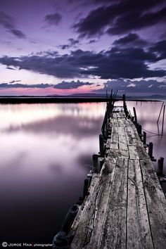 At the end... by Jorge Maia, via 500px