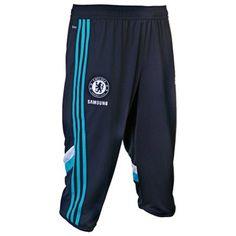 Premiere League Champs, 2014-15; Chelsea FC (Adidas 3/4 Training Pants – Blue)