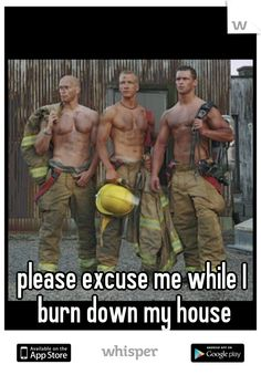 Bad ass firefighter myspace