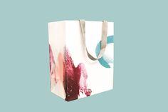 Marks & Bleed Fine Packaging- Anthropologie Spring 2017 -Small Shopper