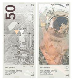 A Proposed Redesign For U.S. Currency That Celebrates Science