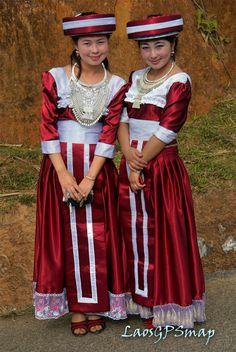 Hmong Festival Phou Khoun District Laos