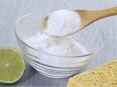 bicarbonato y baño