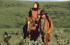 Claudia and Eric Schweig - Red River (1996)