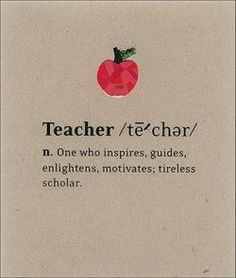 teacher appreciation day quote for teacher The Words, Your Teacher, Teacher Gifts, Good Gifts For Teachers, Teacher Presents, Happy Teachers Day, Teacher Appreciation Quotes, Quotes About Teachers, Teacher Thank You Quotes