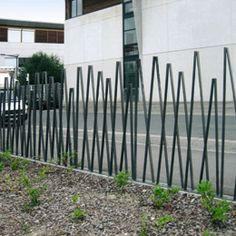 Clôtures : Clotures modulaires - Clôtures espaces verts Bambu