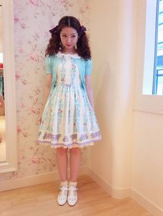 ♡♥angelic mint kismet pretty♥♡ | Enfant Kyoto