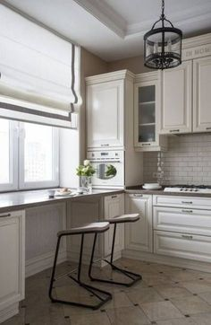 There is no question that designing a new kitchen layout for a large kitchen is much easier than for a small kitchen. A large kitchen provides a designer with adequate space to incorporate many convenient kitchen accessories such as wall ovens, raised. Kitchen Cabinet Layout, Small Kitchen Cabinets, New Kitchen, Kitchen Small, Cabinet Design, Kitchen Ideas, Kitchen Corner, Diy Cabinets, Corner Cabinets