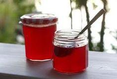 rowan berry jelly. Speaks for itself.