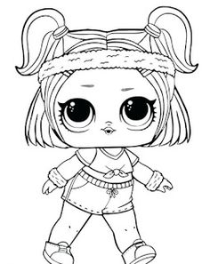 Lol Coloring Pages Baby Doll. Coloring pages Lol Surprise For printing. We have created the Lol Surprise coloring pages for kids, the newest and most beautiful coloring pages for k. Unicorn Coloring Pages, Cat Coloring Page, Cool Coloring Pages, Cartoon Coloring Pages, Coloring Pages To Print, Printable Coloring Pages, Adult Coloring Pages, Coloring Pages For Kids, Coloring Sheets