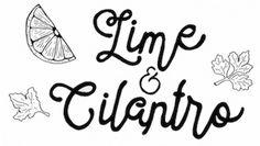 Lime and Cilantro: Recipe Index