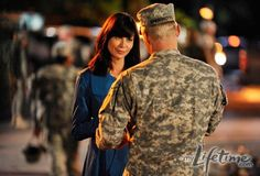 Army Wives- Denise Sherwood and Frank Sherwood