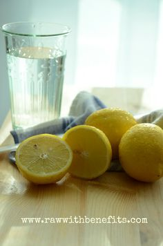 Amazing benefits of drinking warm lemon water every morning  Raw with Benefits – The Food,Health and Wellness Blog