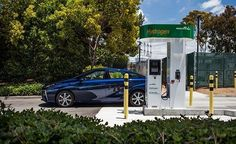 2016 Toyota Mirai Test – Review – Car and Driver Toyota Celica, Toyota Supra, Car Side View, Fuel Cell Cars, Car And Driver, Toyota Land Cruiser, Hot Cars, Car Pictures, Automobile