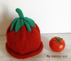 These funny tomato baby hats will keep your child warm as they are made of high quality 100% Italian Virgin Wool. They are suitable for babies 0-3, 3-6, 6-9, 9-12 Months so pls specify what you want in the comments section in the order.  www.melimebabybeeshop.etsy.com