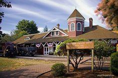 Northwest Railway Museum, Snoqualmie, WA