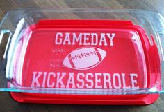 This dish , which you can use to prepare your own kickasserole: | 13 Things You Didn't Know You Needed For Game Day