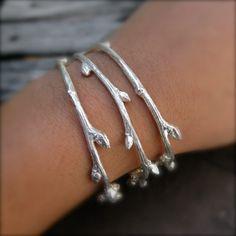 Handmade earthy jewelry
