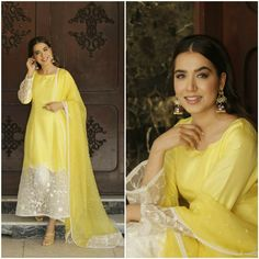 Pakistani Fashion Casual, Pakistani Dresses Casual, Pakistani Dress Design, Casual Dresses, Casual Clothes, Indian Fashion, Stylish Dresses For Girls, Stylish Dress Designs, Designs For Dresses
