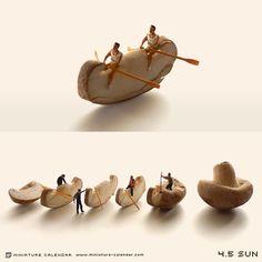 """. 4.5 sun """"Mushboat"""" . 漕げば漕ぐほどいいダシがとれる舟 . . #シイタケ #椎茸"""
