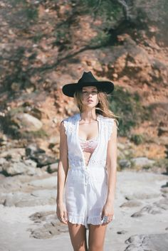 Isabelle Cornish in Hotel Paradiso | Spell & The Gypsy Collective blog