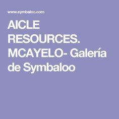 AICLE RESOURCES. MCAYELO- Galería de Symbaloo Desks