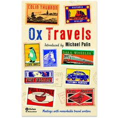 OxTravels introduced by Michael Palin. Available online at #Oxfam