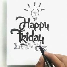 Friday ✒