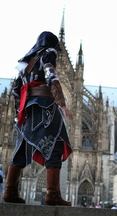 El desván del Freak: Impresionante cosplay de Assassin´s Creed (GALERIA)