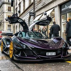 Best Sports Cars : Illustration Description Apollo IE Add me for more @ kass1836