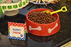 1000+ images about Puppy Dog Party Ideas on Pinterest | Dog ...